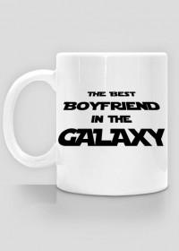 Kubek The Best Boyfriend in the galaxy