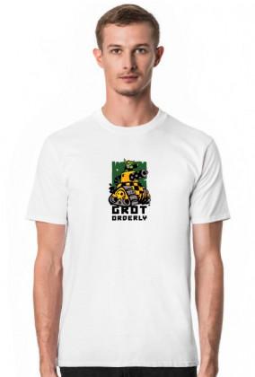 Koszulka z nowym logo