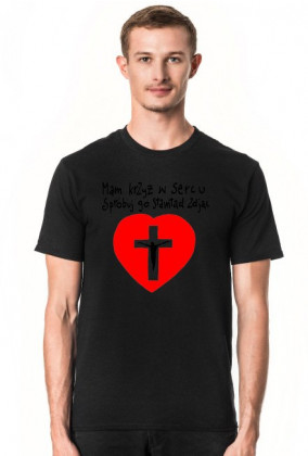 Mam krzyż w sercu [czerwonym]