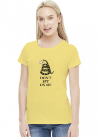 Spy - koszulka damska (women's t-shirt)