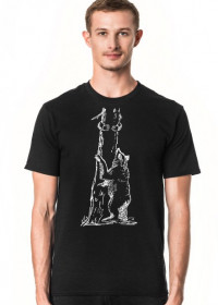 Koszulka Niedźwiedź Łapie