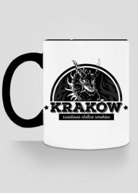 Kubek Kraków Stolica Smoków