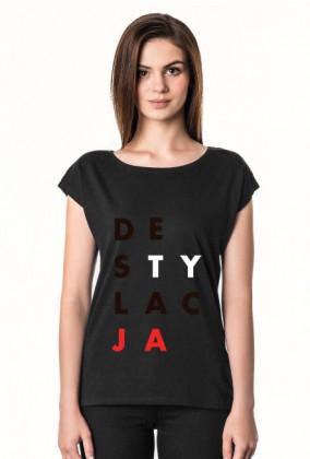 Konstytucja Destylacja koszulka damska 2
