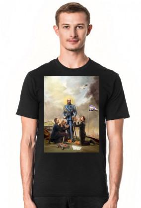 Testoviron, Duda, Kaczyński, Morawiecki koszulka