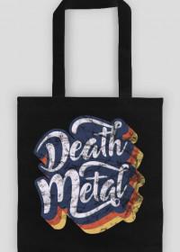 Death Metal - torba na żelastwo