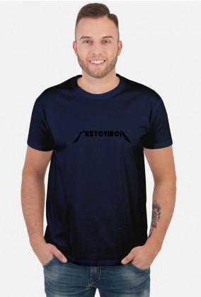 Testoviron Metallica koszulka (różne kolory)