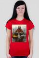 Pomarańczarka koszulka damska