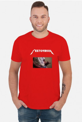 Testoviron Koncert w Sopocie koszulka