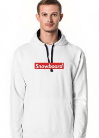 Snowboard Bluza z kapturem męska 2 (Różne kolory!)