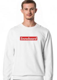 Snowboard Bluza męska (Różne kolory!)