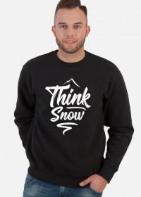 Think snow bluza męska (różne kolory!)