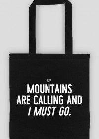 Mountains Are Calling - Torba