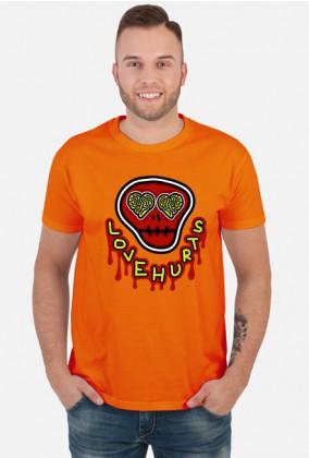 T shirt z nadrukiem Love Hurts W sklepie internetowym T