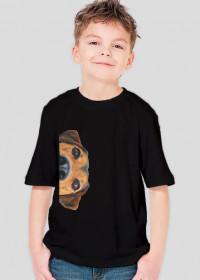 Koszulka chłopięca - Pies