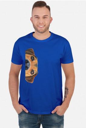 Koszulka męska - Pies