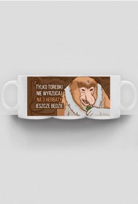 Kubek Nosacz - Herbata Mem