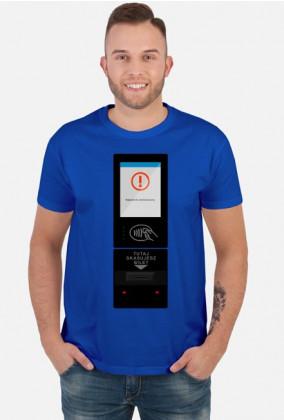 Koszulka nowy kasownik męska