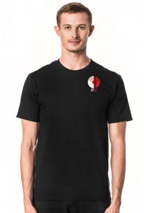 black & navy blue (T-shirt IPS01 )