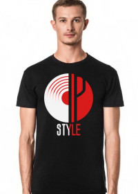 black (T-shirt Slim IPS02)