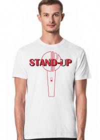 white (T-shirt Slim STANDIP)