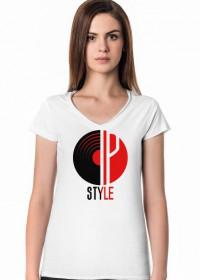 white (T-shirt W IPS02)