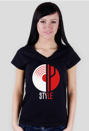 black (T-shirt W IPS02)