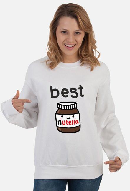 Bluza BEST friends bez kaptura
