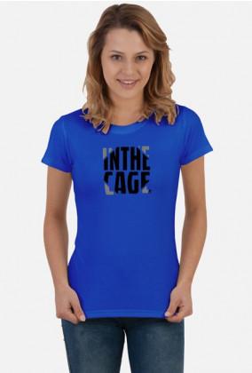 Women T-Shirt InTheCage.pl MMA UFC KSW TeamITC White