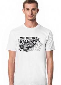 Koszulka motorcycle race
