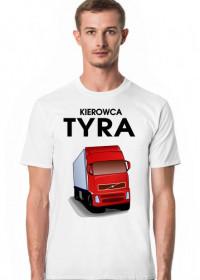 Koszulka Kierowca tyra