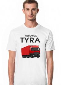 Koszulka Kierowca tyra 2