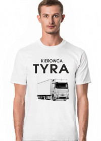 Koszulka Kierowca tyra 3