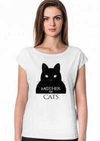 Koszulka Mother of Cats