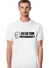 Koszulka ile za tom przyjemność?