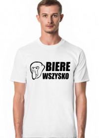 Koszulka Biere Wszysko