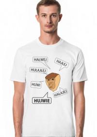 Koszulka hułałej hujwie