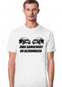 Koszulka samochody od bezdomnego