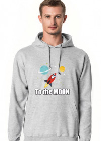 Bluza to the moon 2