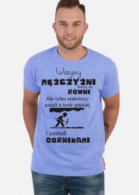 Koszulka Wszyscy mężczyźni rodzą się równi...