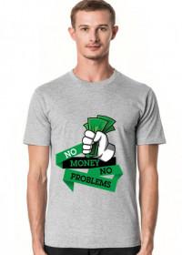 Koszulka No Money No Problem