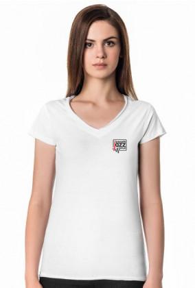 V-neck T-shirt smooth jazz Radio