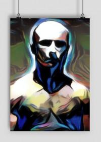 Testoviron Art plakat A2