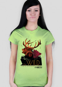 theWildSide Deer&Bear woman