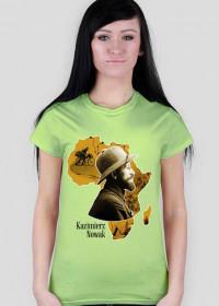 Kazimierz Nowak - koszulka damska