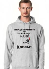 Bluza najlepszy hajer na kopalni