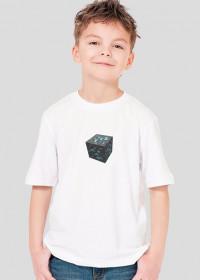 Minecraft Koszulka Dziecięca DIAMENT BLOK
