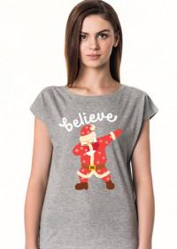Koszulka Santa Believe