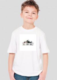 Fortnite Logo Koszulka Dziecięca