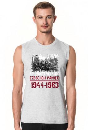 Koszulka na siłownię Żołnierze Wyklęci