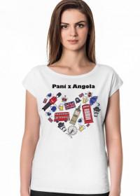 Koszulka Pani z Angola